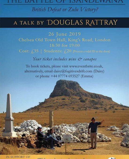 Douglas Rattray Talk – London 26 June 2019