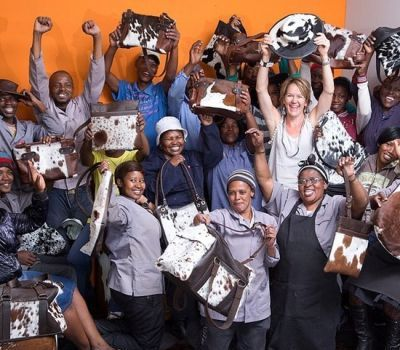 ZULUCOW – SUSTAINABLY SOURCED 'OUT OF AFRICA' PRODUCTS