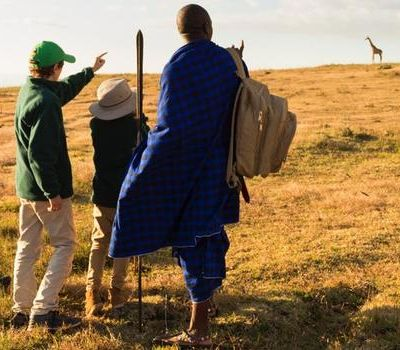 NEW WALKING SAFARI IN NORTHERN TANZANIA