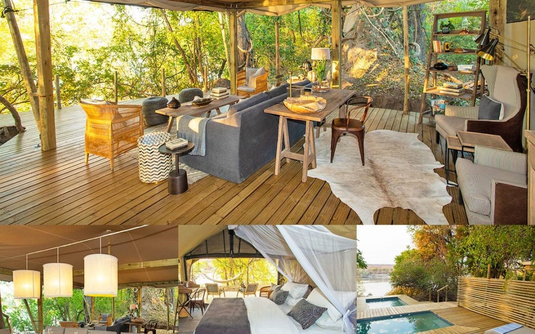 Tsowa Safari Island Opens in Victoria Falls