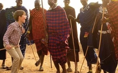 Family Safari Holidays in Tanzania