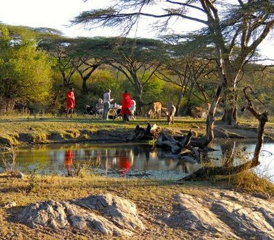 Walking Safaris in Kenya – Maasai Trails