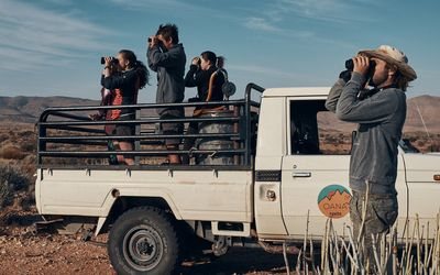News from Oana Namibia