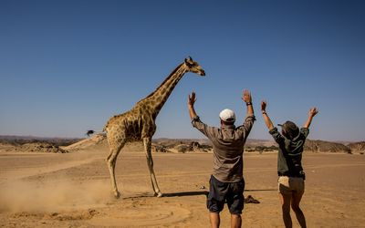 Namibia Conservation Travel Series