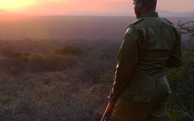News from Secluded Africa, Kenya