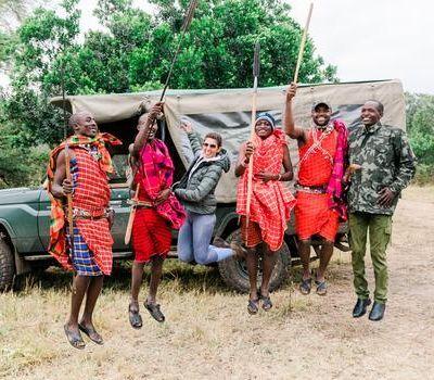 Last Minute Christmas Escape in Kenya